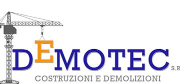 Logo Demotec Costruzioni