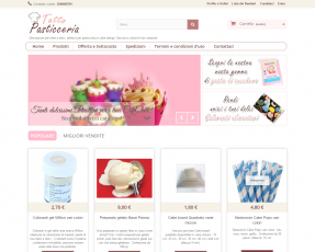 Ecommerce tuttopasticceria.it