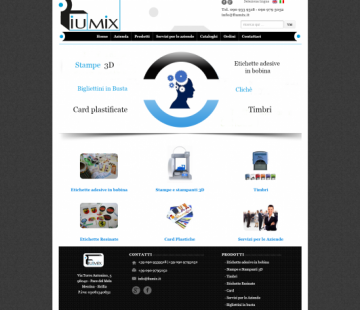 Fiumix - Tipografia